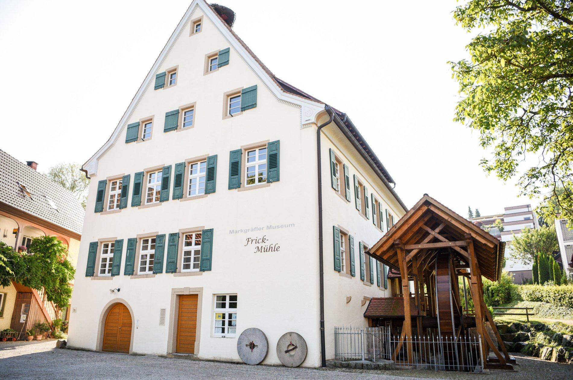 Mühlenmuseum Frick Mühle