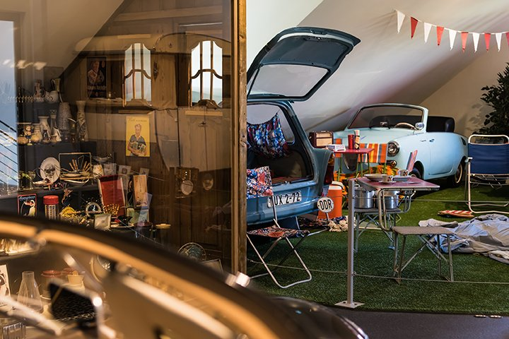 Die 60er Jahre im Auto & Traktor Museum