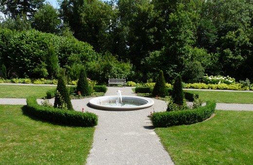 Öffentlicher Gartenspaziergang - Klostergarten Roggenburg