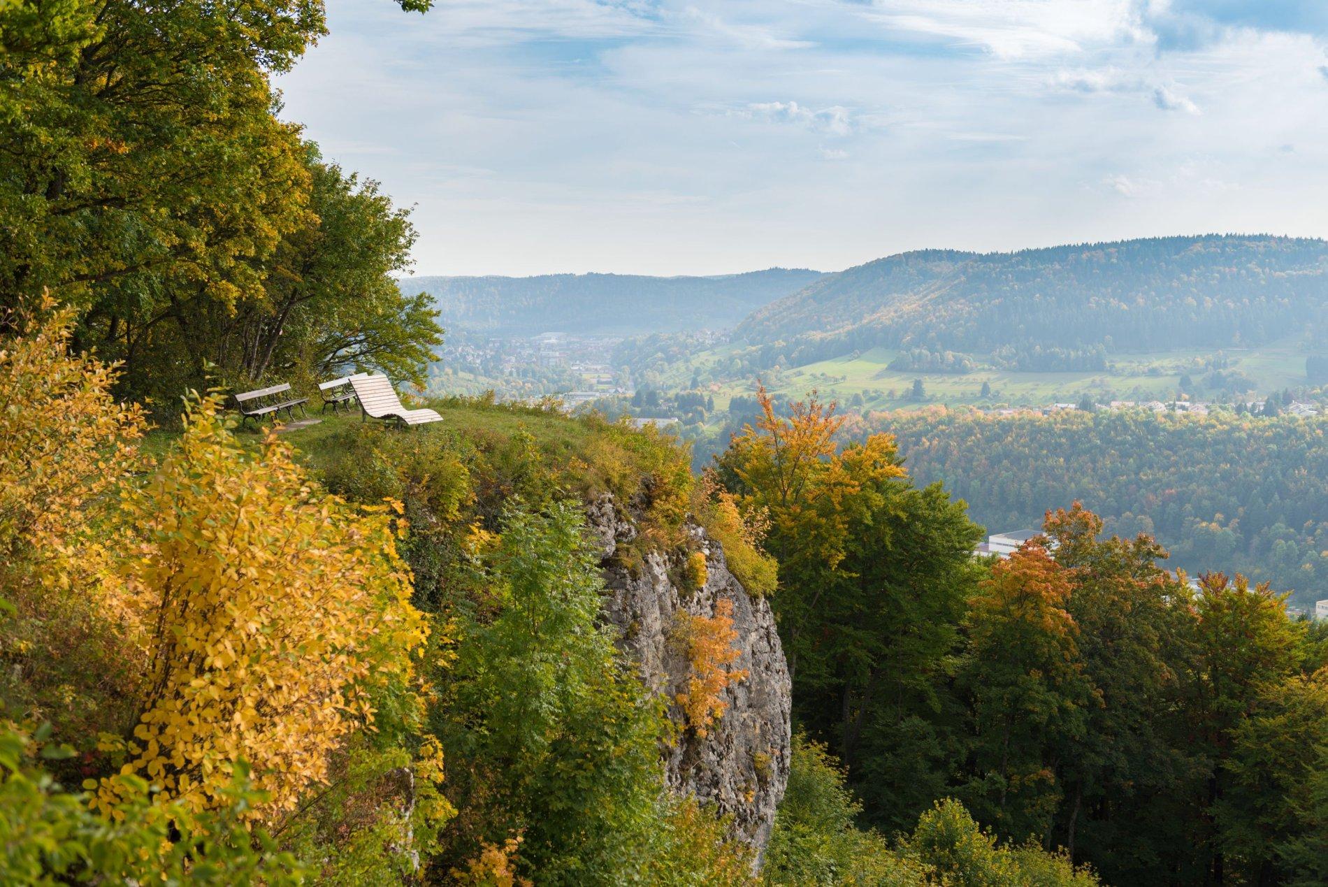 """Das """"Tailfinger Schloss"""", welches eine Burg war..."""