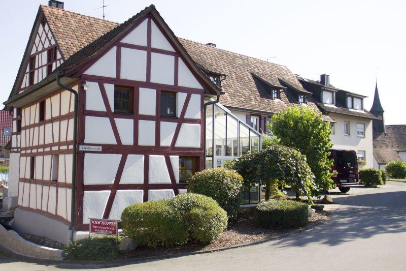 Aussenansicht vom Wiischöpfle Gaienhofen