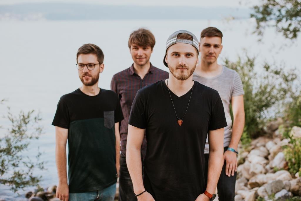 Die vier Musiker der Band Tommy Haug