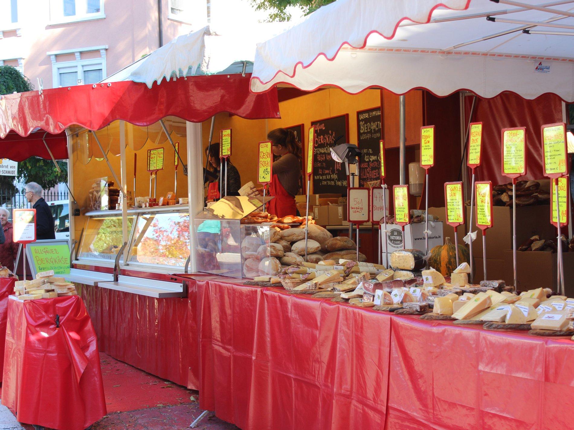 Chilbi-Markt