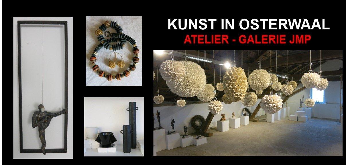 Kunst in Osterwaal_Statuen im Freigelände