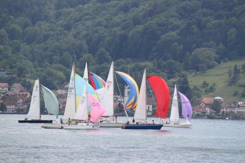 Freundschaftsregatta des Yacht-Club Gaienhofen