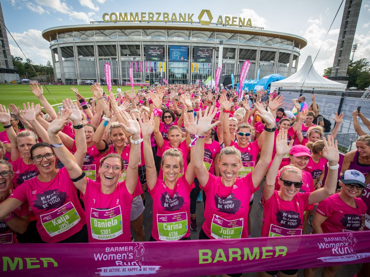 Frauenlauf / Früherer Women's Run