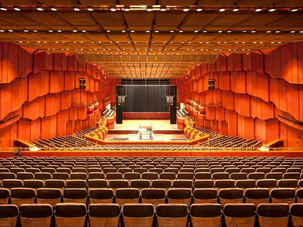 Alte Oper Frankfurt Concert and Congress Center