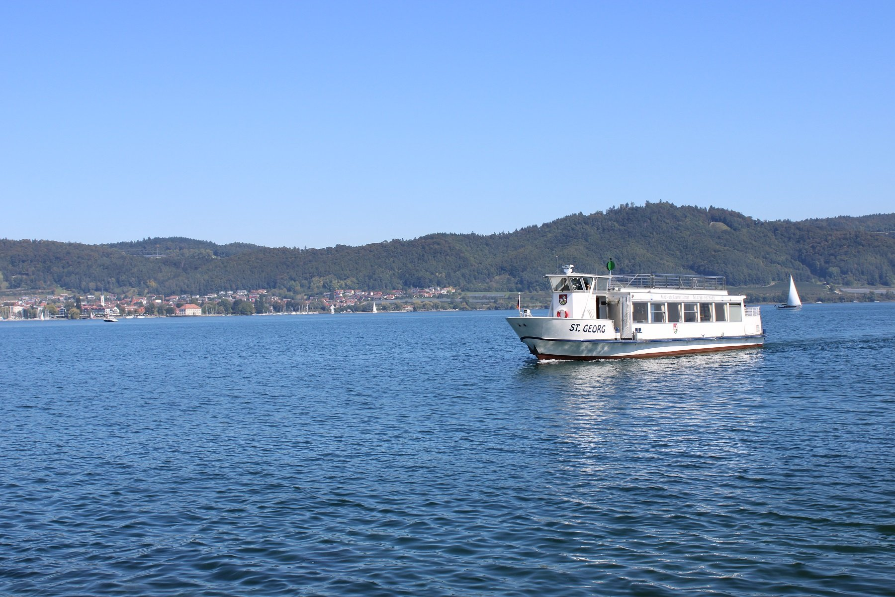 St. Georg auf dem Überlinger See