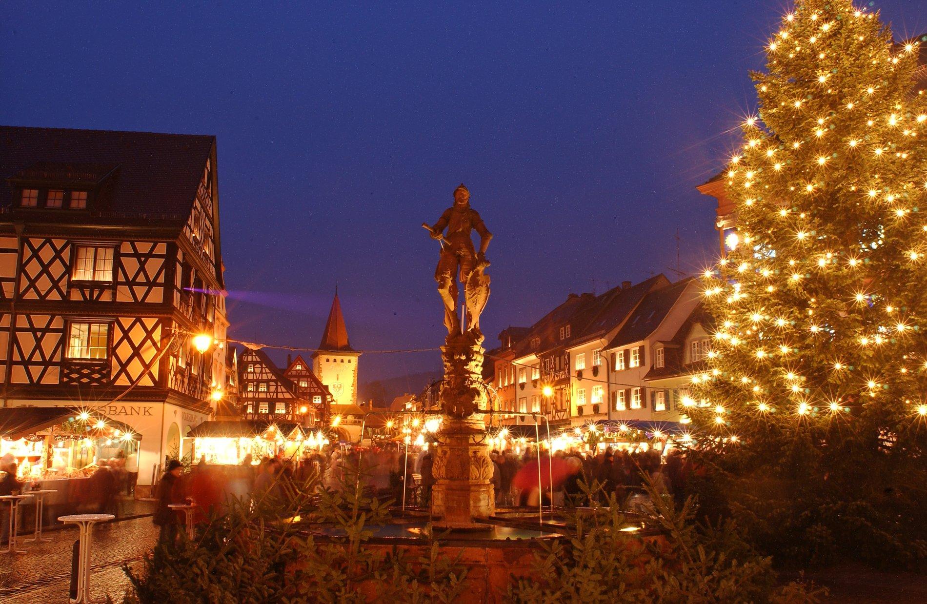 Adventsmarkt Gengenbach / Urheber: