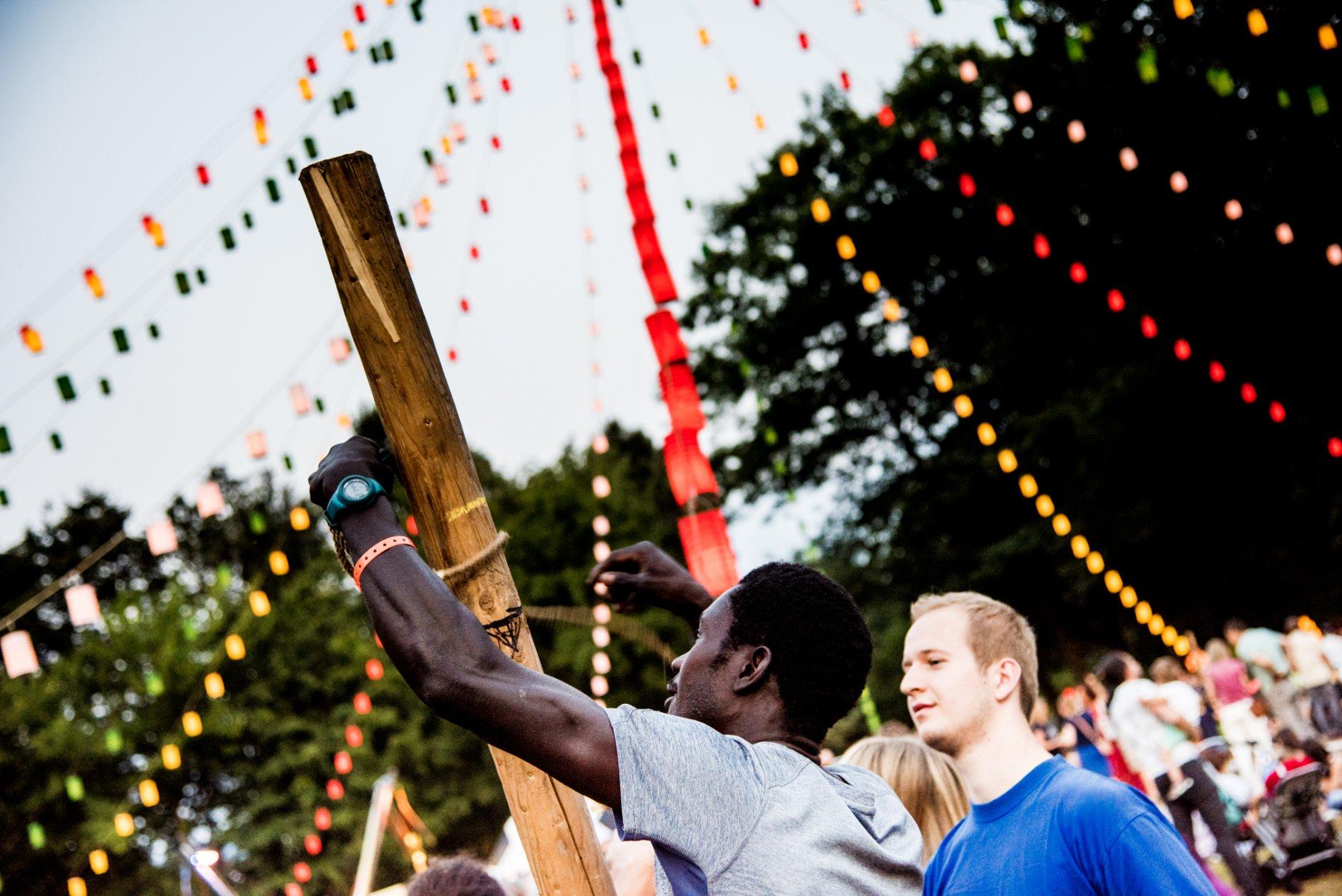 Tolle Live-Musik beim Lichterfest in Bad Krozingen