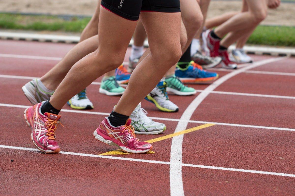 Laufwettbewerb