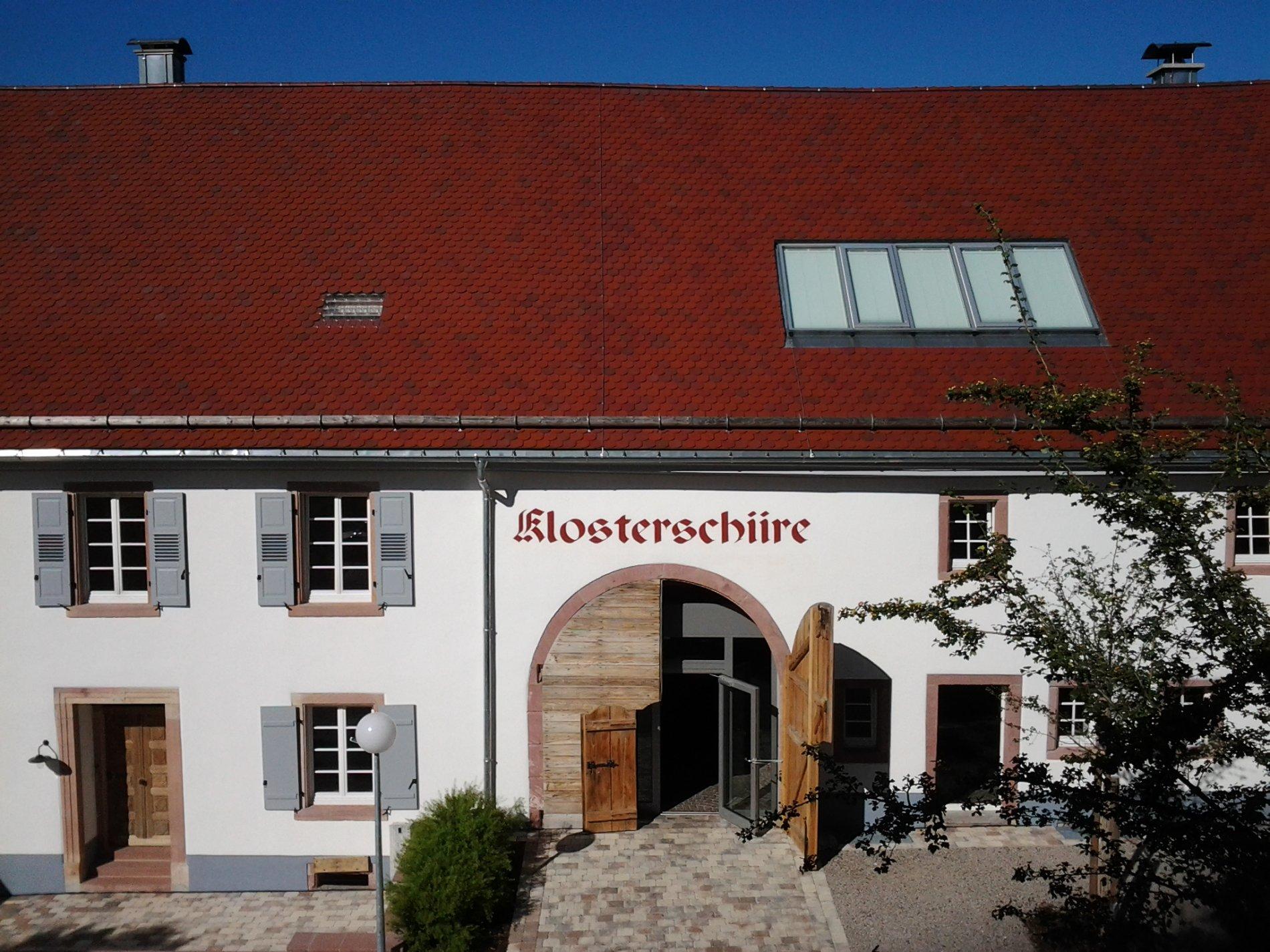 Klosterschiire in Oberried