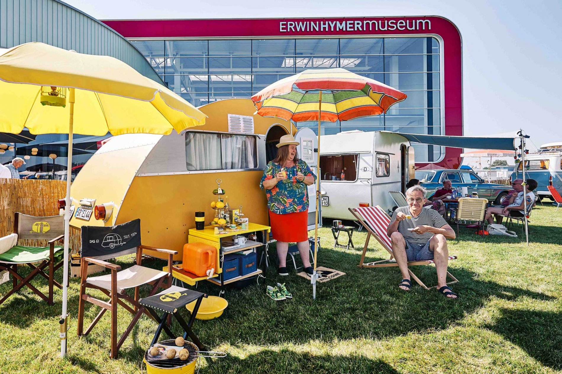 Erwin Hymer Museum summer special 2020
