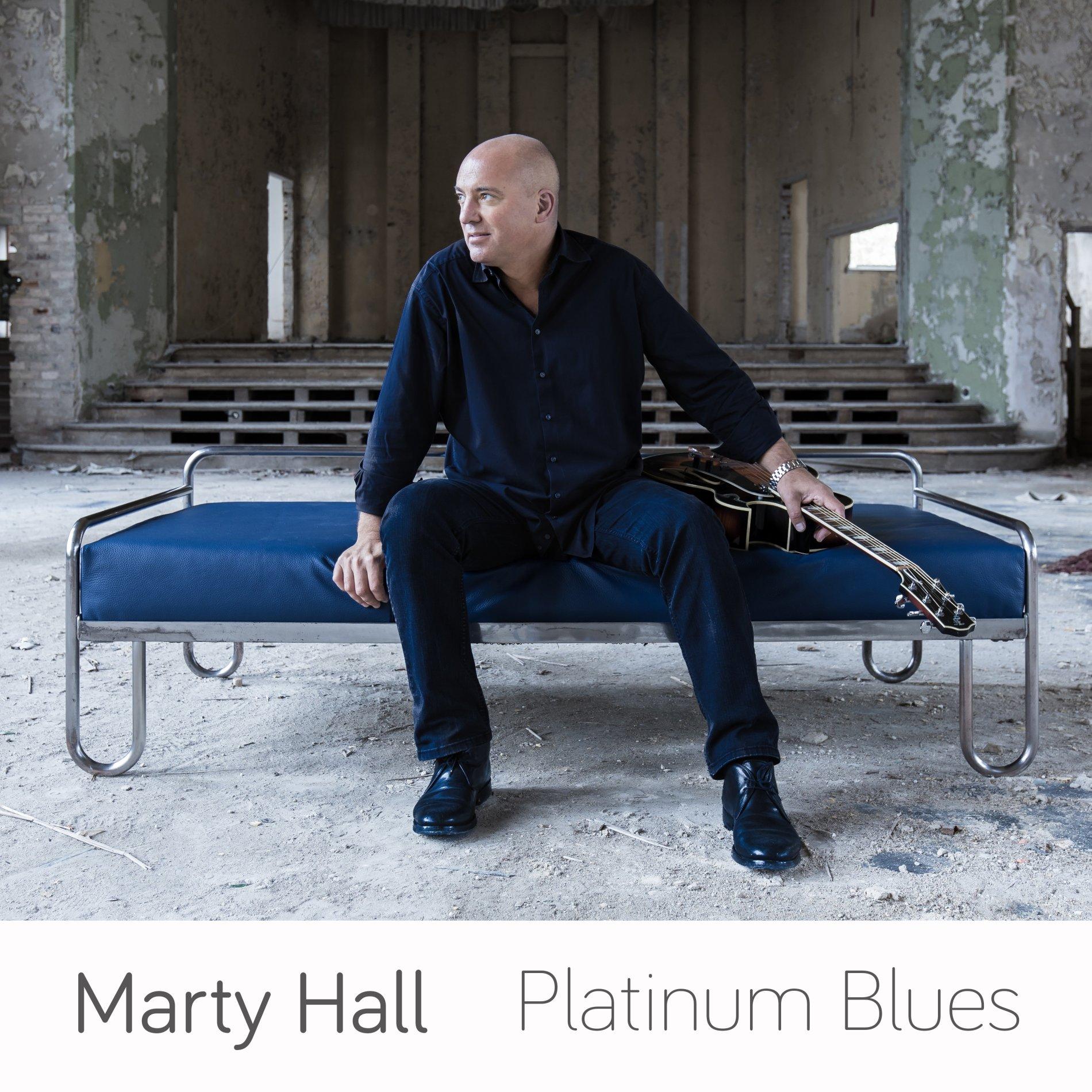 Blues Night Marty Hall Seepark Linzgau