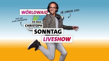 Wörldwaid! - Die neue Christoph Sonntag Live-Show