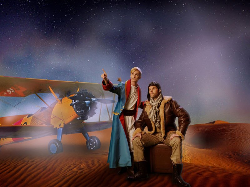 The Little Prince - The Musical by Deborah Sasson and Jochen Sautter