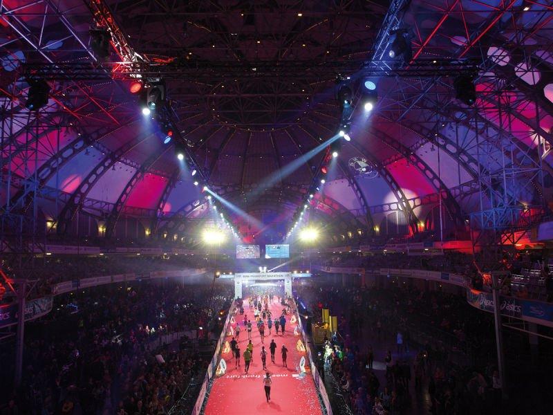 Marathonmall sporting goods fair