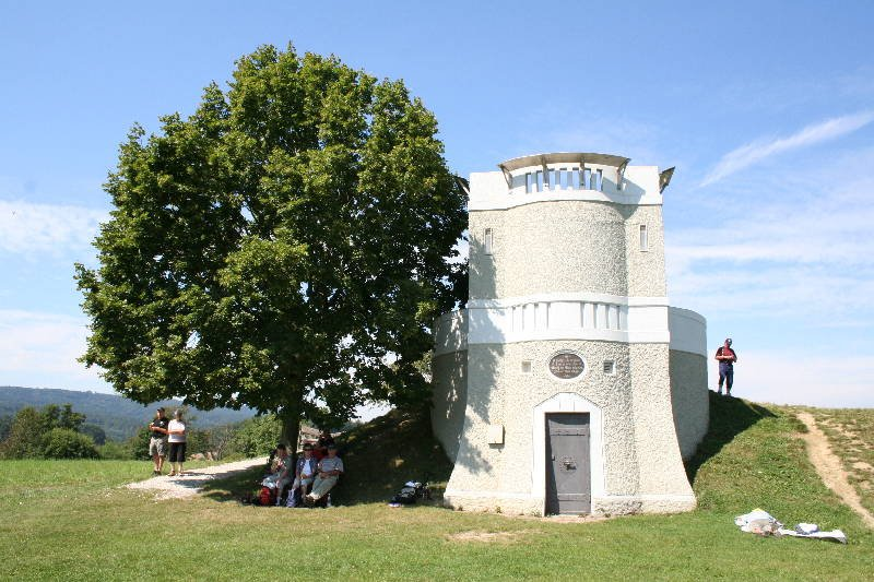 Aussichtspunkt Wasserturm in Gaienhofen-Horn