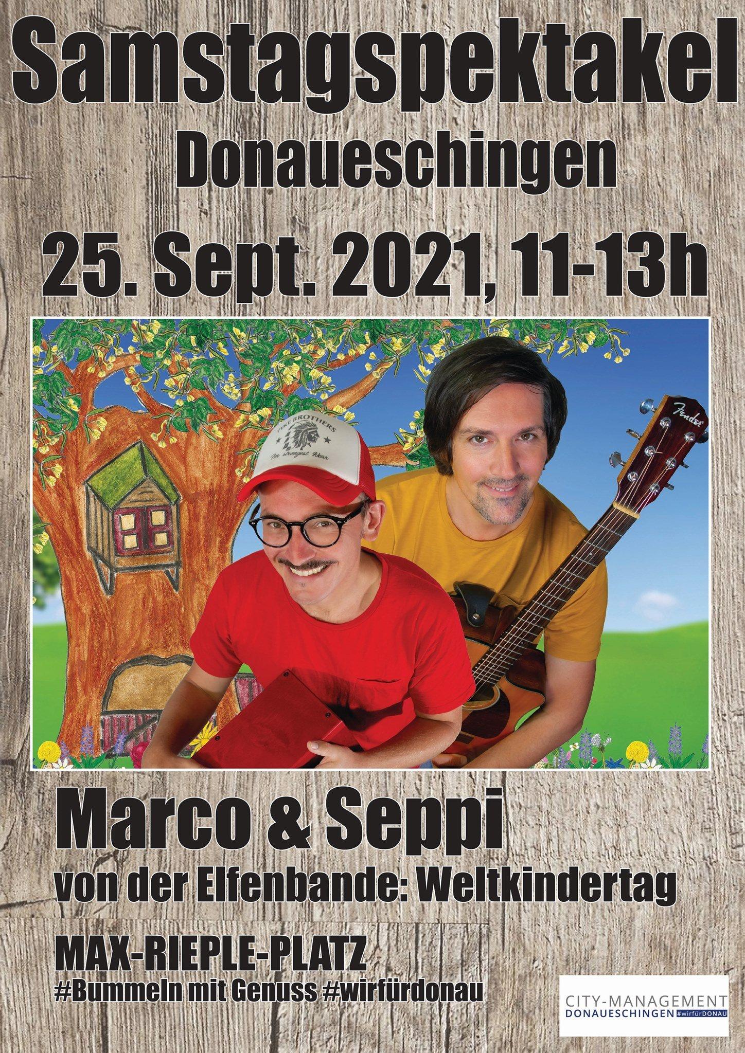 Weltkindertag in Donaueschingen