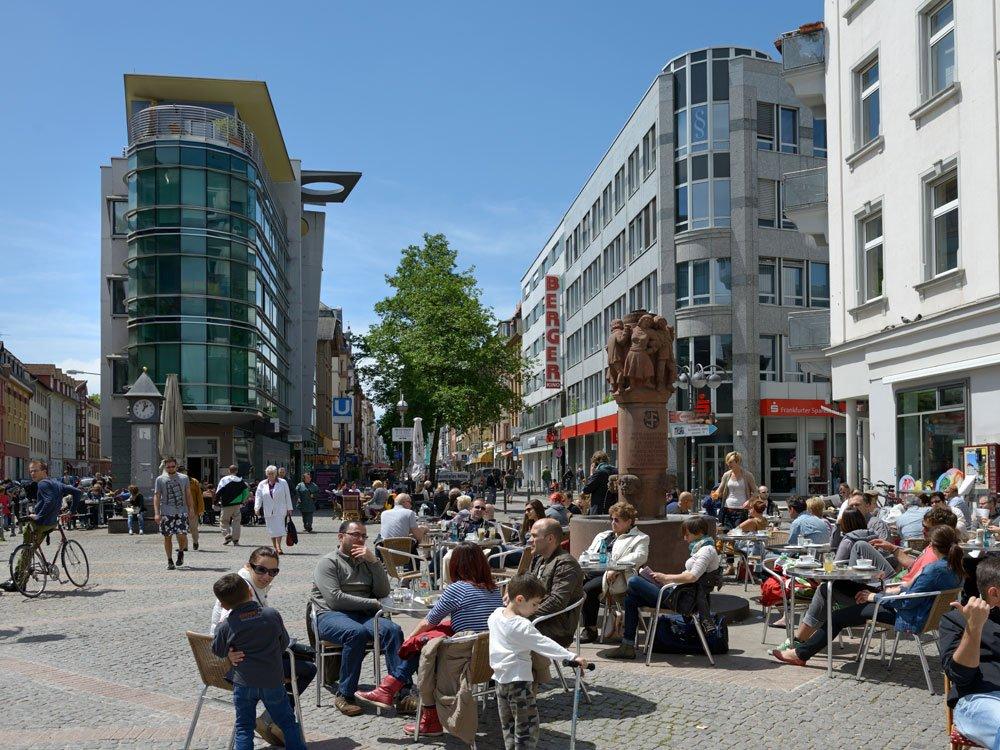 Berger Straße