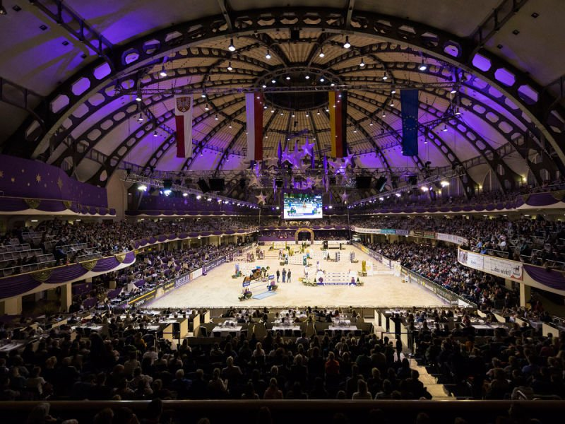 International Festhalle Horse Show