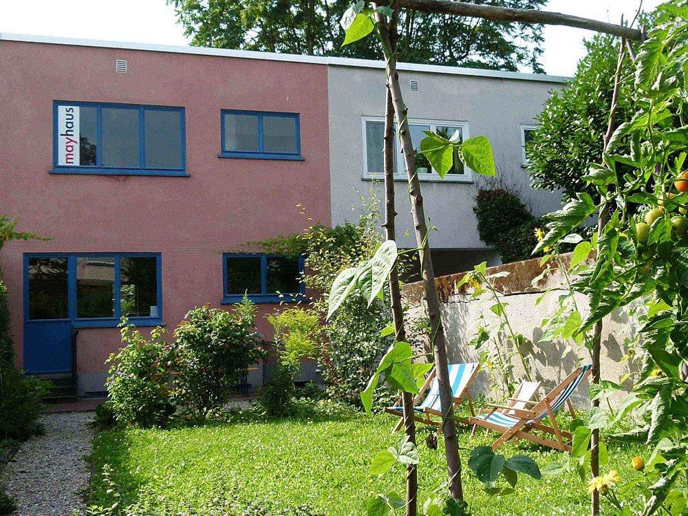 ernst-may-haus - Garten