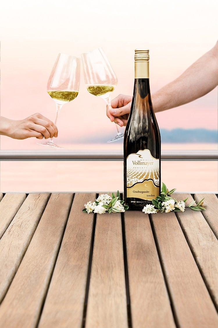 Schifffahrt auf dem Untersee mit Weinverkostung