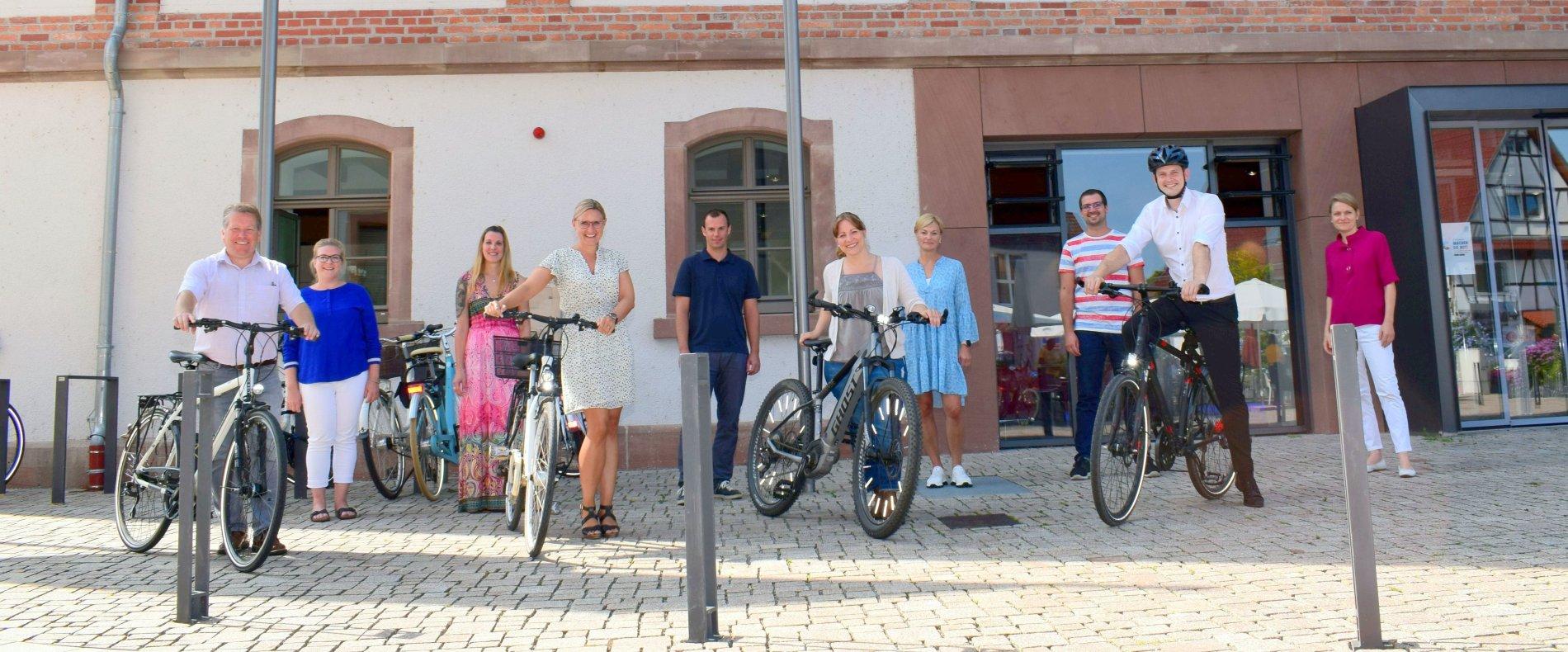 Stadtradeln der Gemeinde Willstätt / Urheber: Gemeinde Willstätt