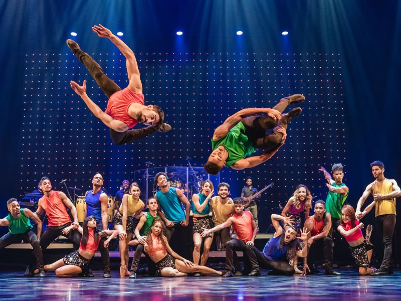 Ballet Revolución 2022 - Alte Oper Frankfurt