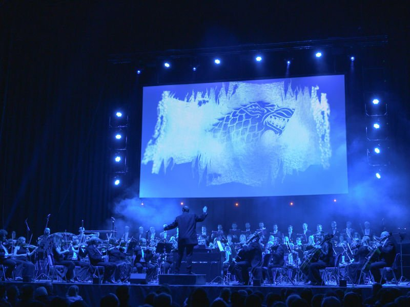 Game of Thrones © - The Concert Show