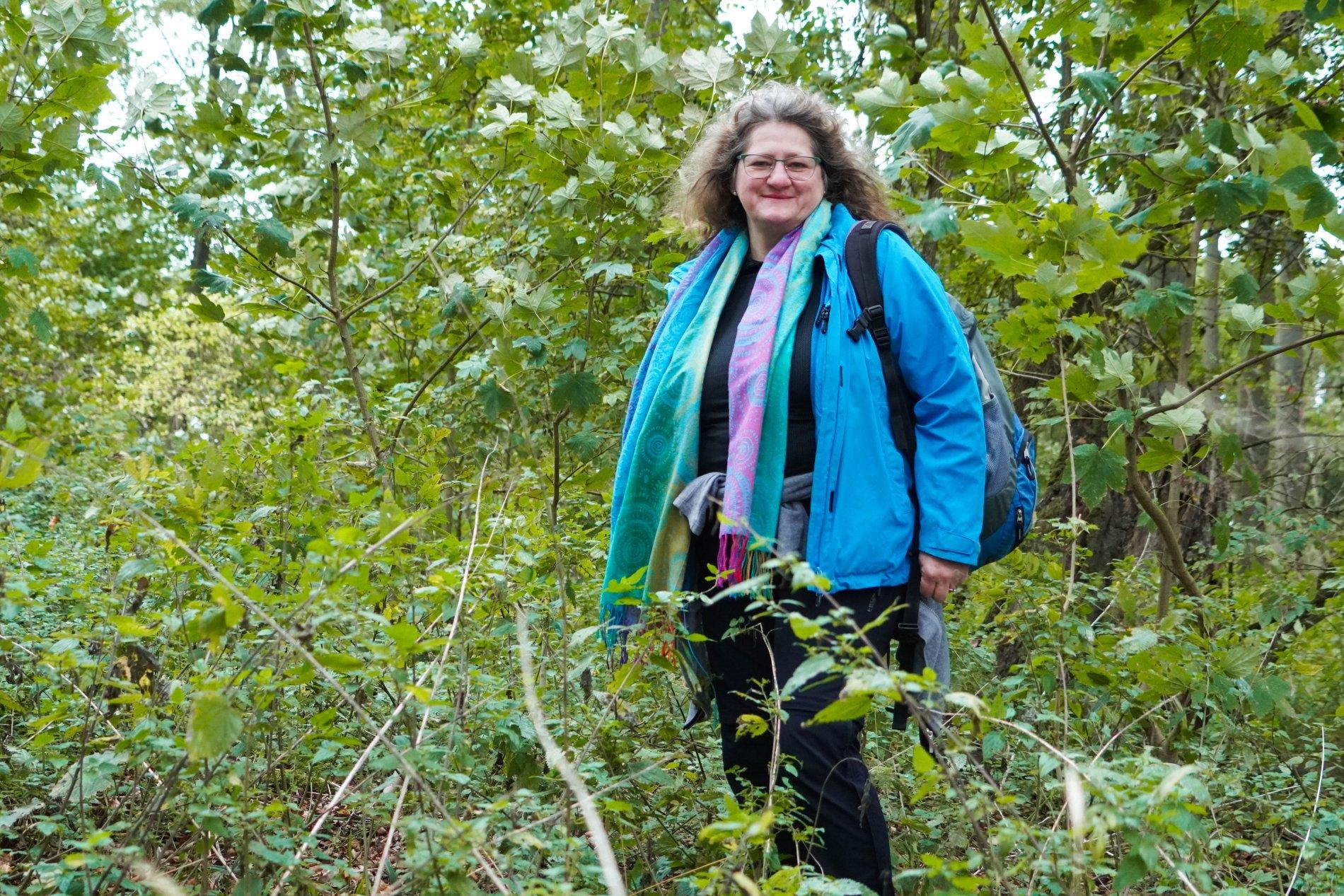 Waldbaden in Zell a. H. / Urheber: Barbara Christ