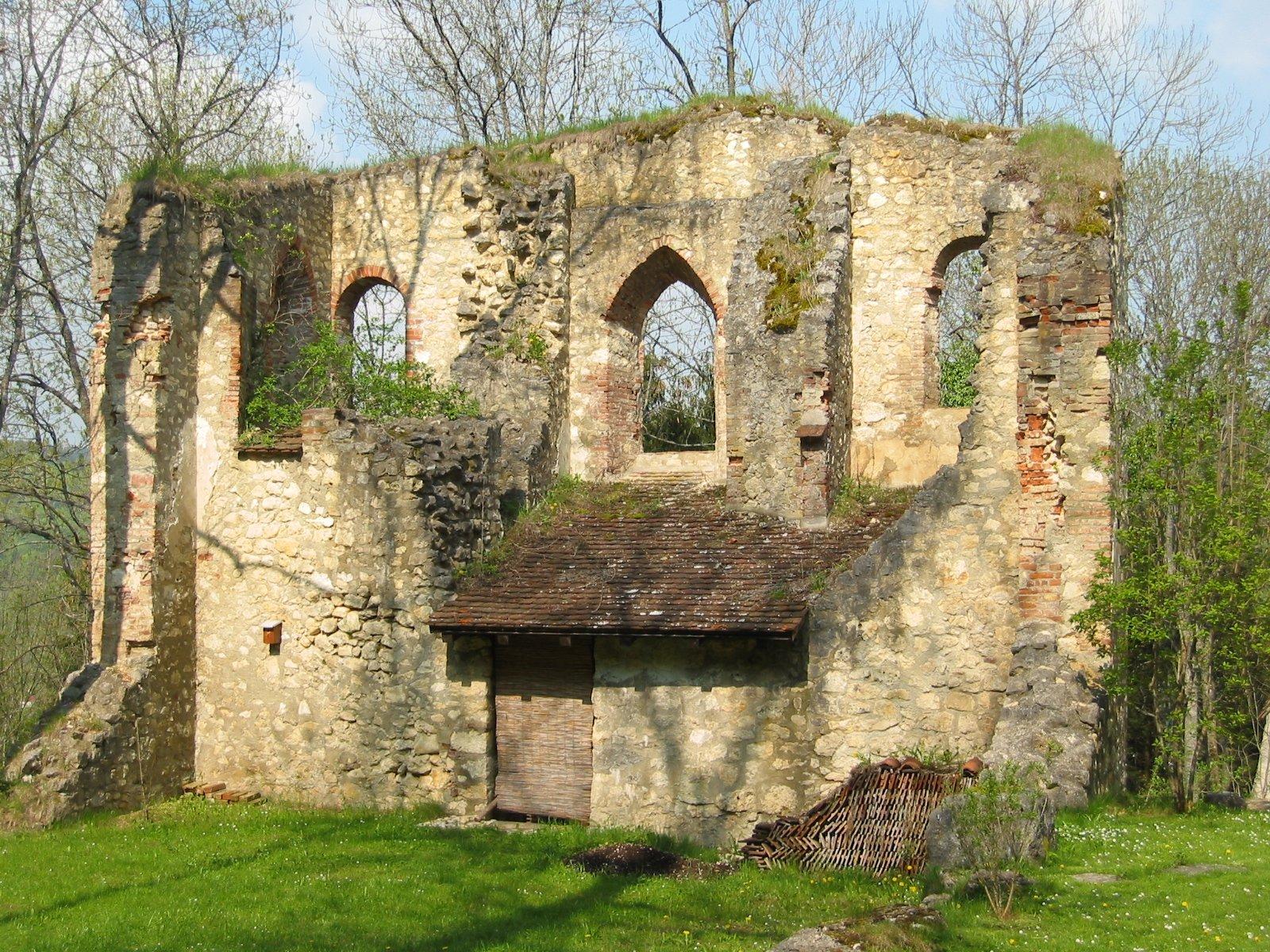 Ruine Burg Straßberg
