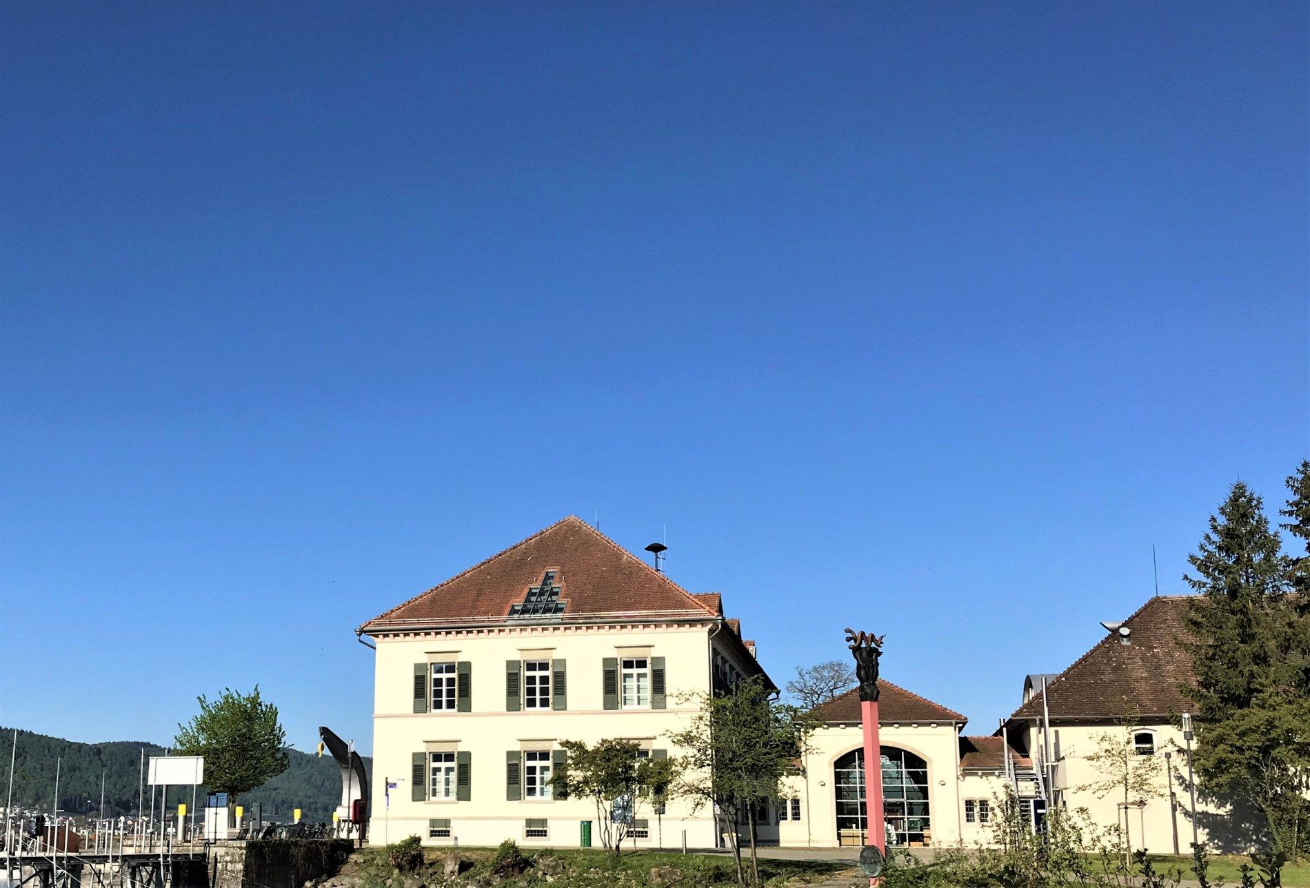 Historisches Zollhaus Ludwigshafen