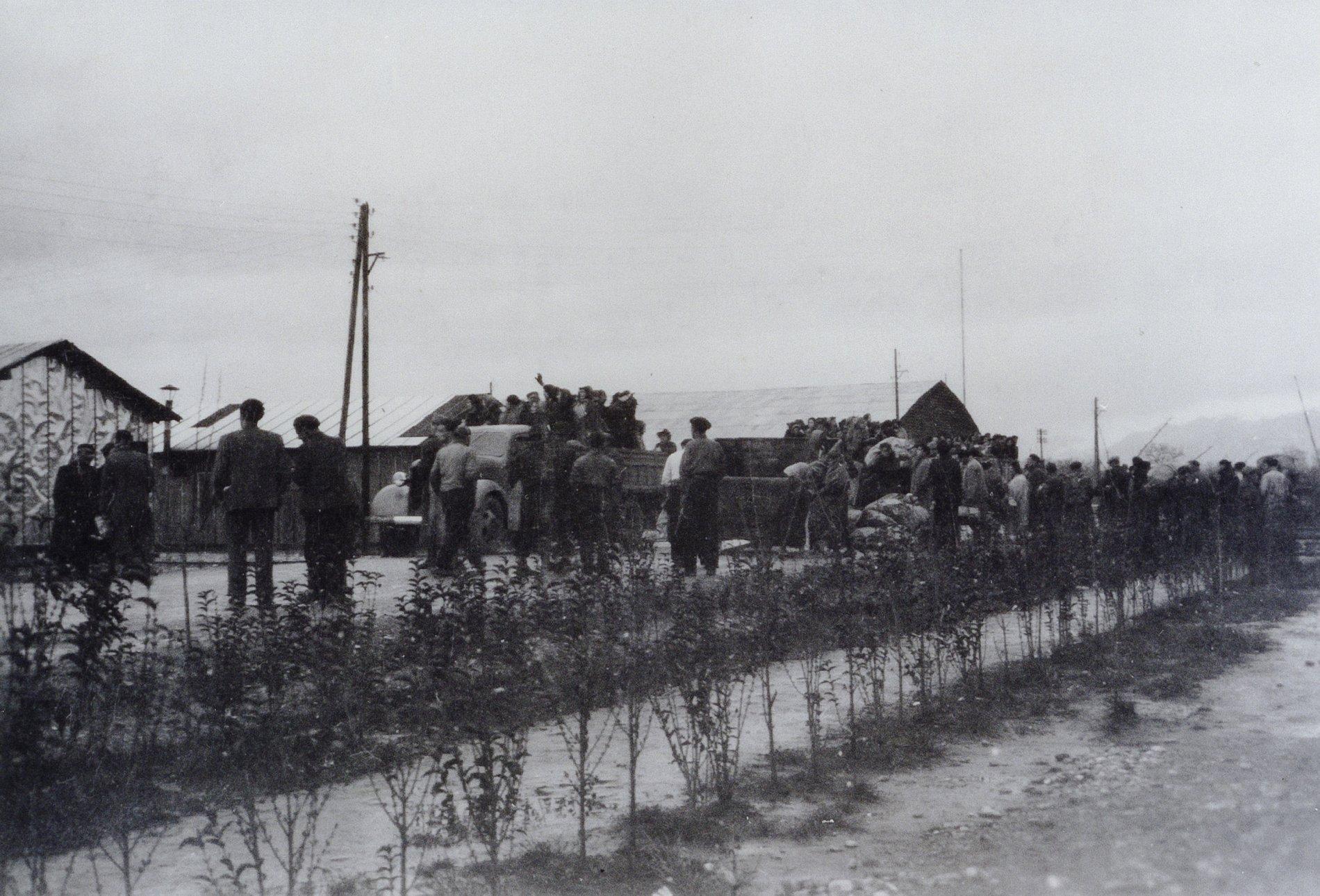 Ausstellung: Gurs 1940