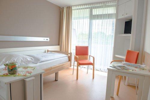 Schwarzwaldklinik-Orthopädie Patientenzimmer