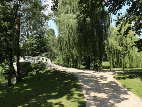 Stadtpark Frankfurt-Höchst