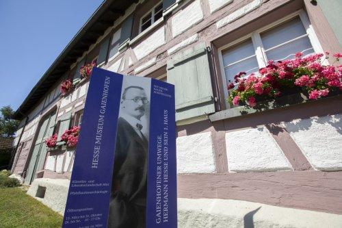 Aussenansicht Hesse Museum