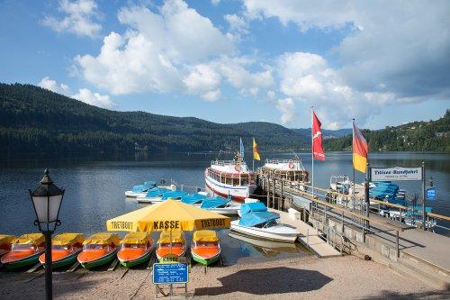 Bootsanlegestelle Bootsbetrieb-Schweizer