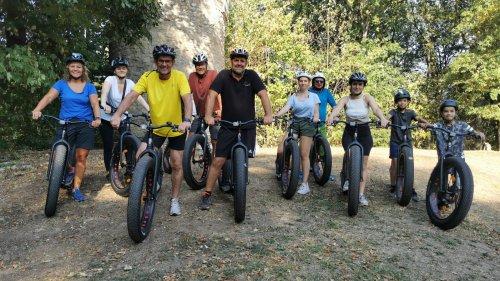 Kickbike Verleih am Litermont