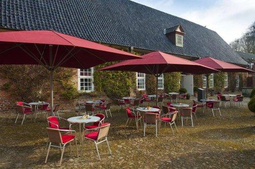 Schloss-Café in Husum