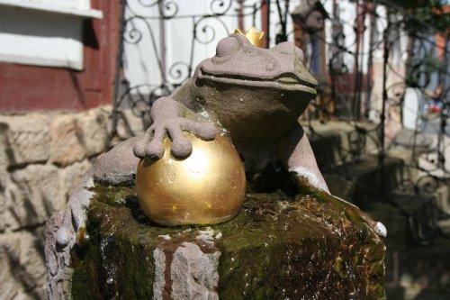Froschkönigbrunnen Naumburg