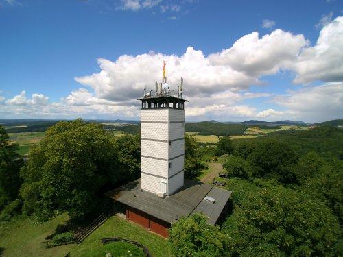 Der Hessenturm auf dem Niedensteiner Kopf