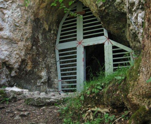 Gerberhöhle bei Hayingen