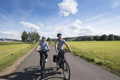 Radfahren in der GrimmHeimat