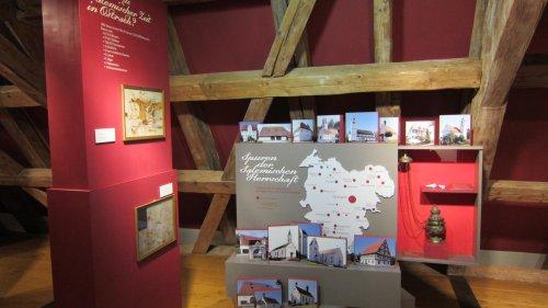 Kirchen und Kapellen bei Ostrach