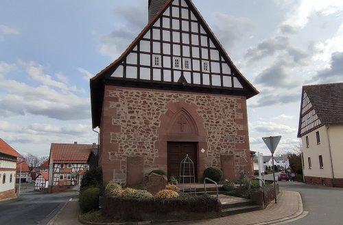Kirche Rörshain