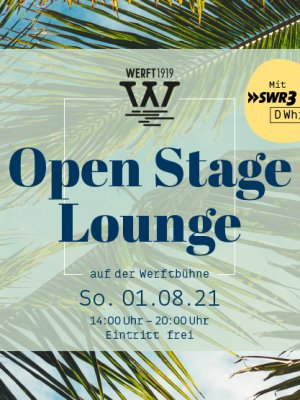 Open Stage Lounge