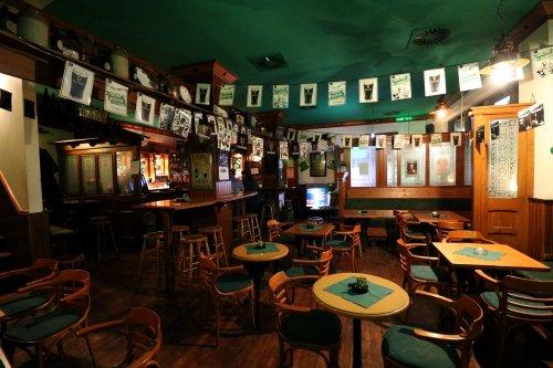 Sean O´casey´s Irish Pub Innenansicht
