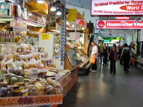 Kleinmarkthalle