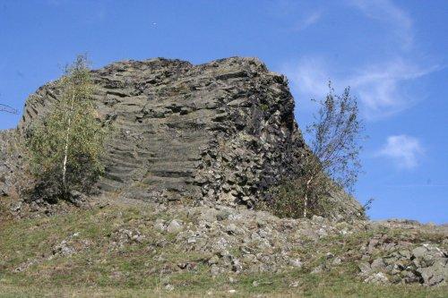 Haupterhebung der Felsformation Helfensteine